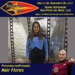 Trekker Con Nair Flores