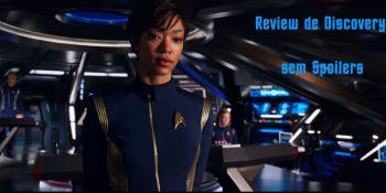 Star Trek Discovery sem Spoliers