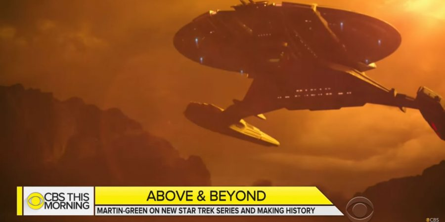 CBS This Morning Discovery