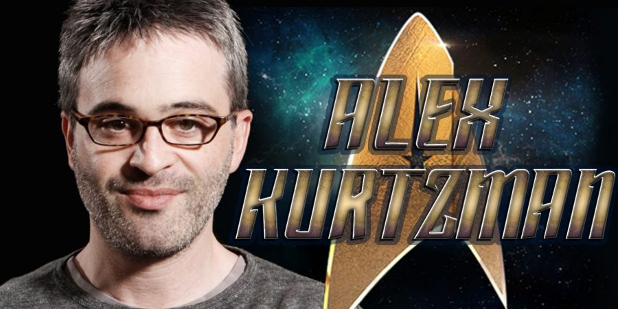 Alex Kurtzman Star Trek Discovery