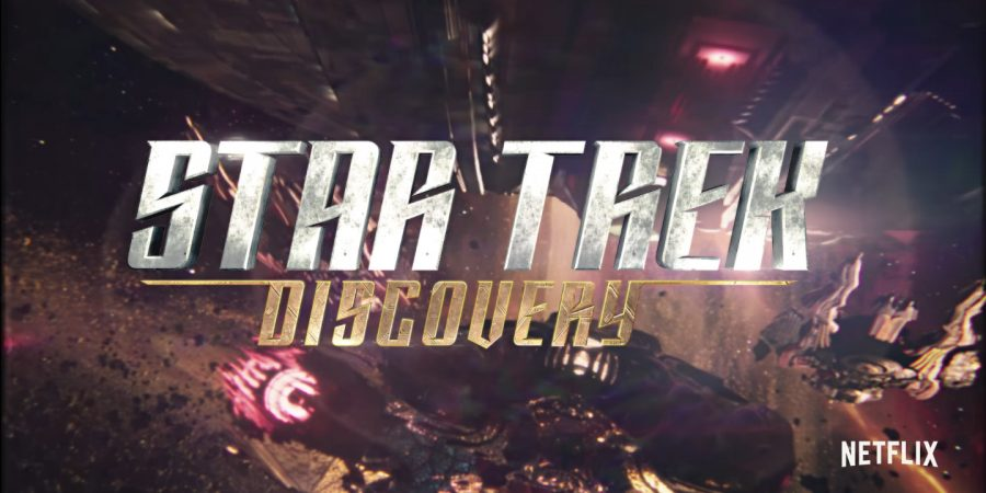 Abertura Alternativa Star Trek Discovery