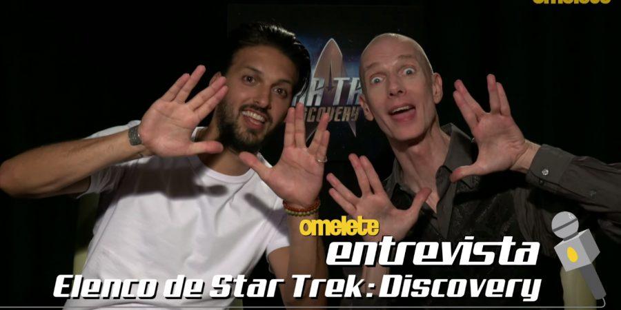 Omelete Entrevista