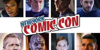 Painel Star Trek Discovery na New York Comic-Con
