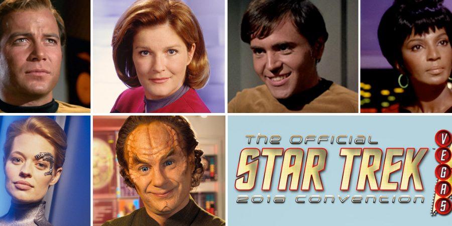 Star Trek Las Vegas 2018