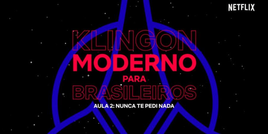Curso de Klingon para Brasileiros: Aula 2