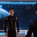 """Discovery S01E08 """"Si Vis Pacem, Para Bellum - Lorca encara Burnham na ponte com vista para Pahvo"""