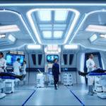 "Discovery S01E08 ""Si Vis Pacem, Para Bellum - Saru, Styller e Burham na enfermaria"