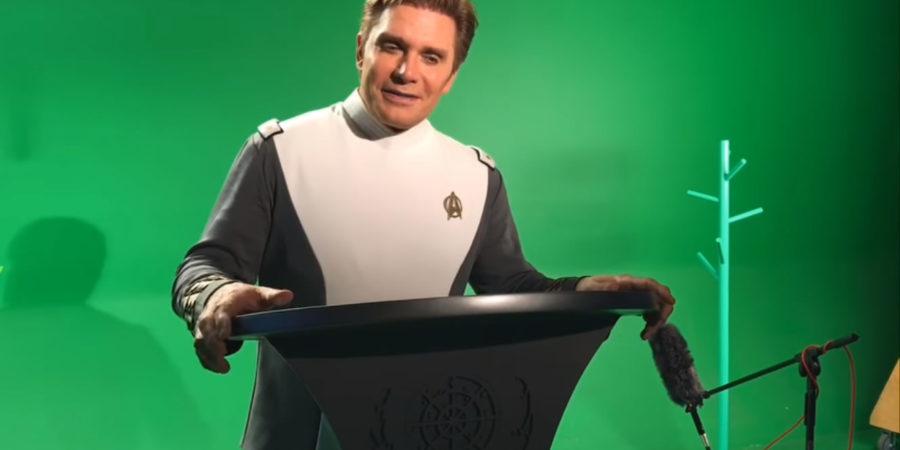 Vídeo agradecimento de Star Trek Continues