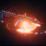Star Trek Discovery S01E13 What's Past is Prologue - ISS Charon