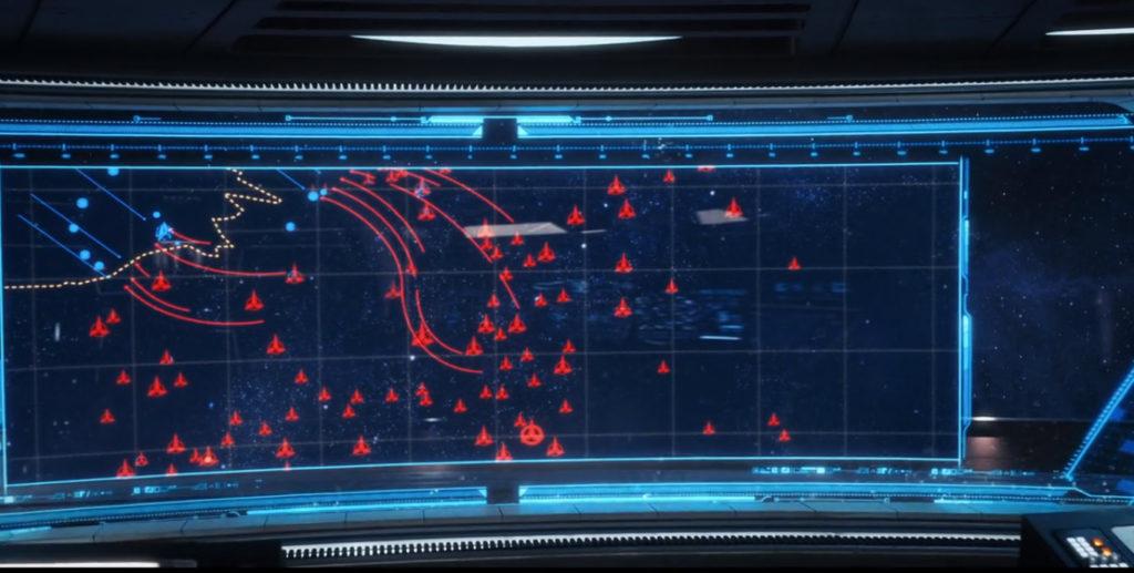 Star Trek Discovery S01E13 What's Past is Prologue - A guerra foi perdida