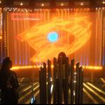 Star Trek Discovery S01E13 What's Past is Prologue -Sala do trono da ISS Charon