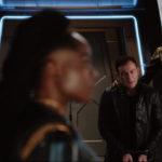 Discovery - Despite Yourself - S01E10 - Encenação na Discovery para o capitão Conor da Shenzhou