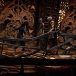 Into The Forest I Go 1x09 - Burnham luta com Kol na ponte da nave sarcófago