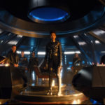 Star Trek Discovery S01E11 The Wolf Inside - Burnham confronta Imperatriz Georgiou