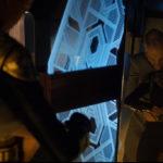 Star Trek Discovery S01E11 The Wolf Inside - Escravo Saru Espelho com Burnham