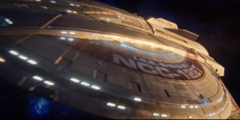 Star Trek Discovery S01E11 The Wolf Inside - ISS Shenzhou