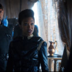 Star Trek Discovery S01E11 The Wolf Inside - Saru Espelho e Burnham