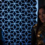 Star Trek Discovery S01E12 Vaulting Ambition - Burnham e a Imperatriz conversam