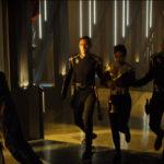 Star Trek Discovery S01E12 Vaulting Ambition - Burnham levada para a execução