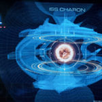 Star Trek Discovery S01E12 Vaulting Ambition - Esquema da ISS Charon