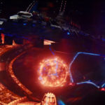 Star Trek Discovery S01E12 Vaulting Ambition - ISS Charon e sua singularidade