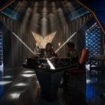 Star Trek Discovery S01E12 Vaulting Ambition - Jantar em família