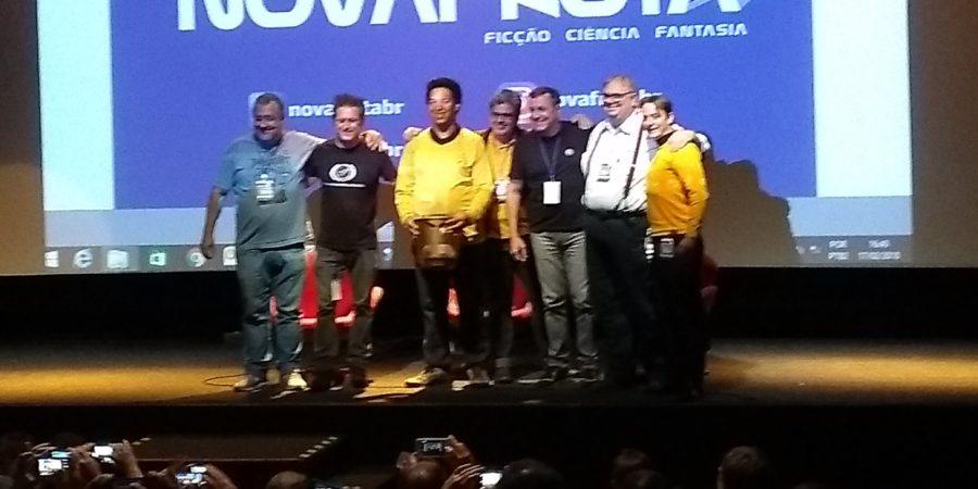 Convenção de Lançamento da NovaFrota