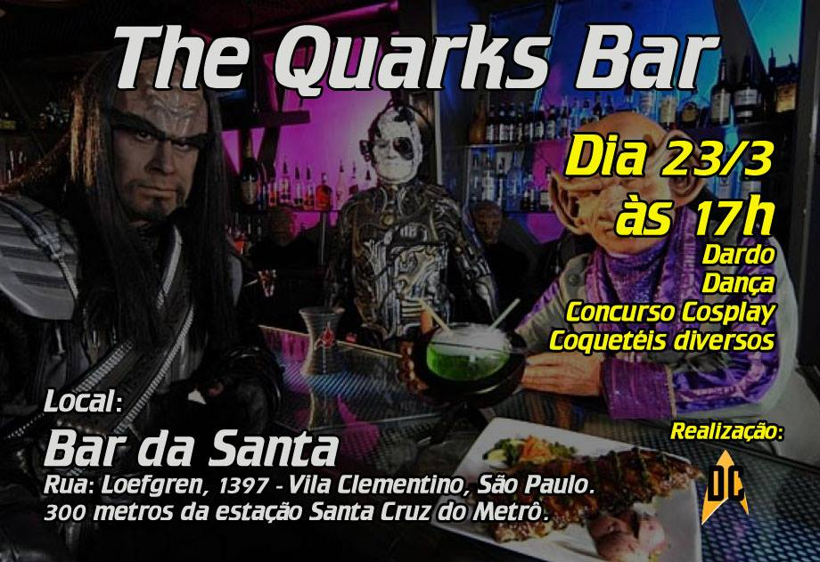 The Quarks Bar 2018