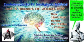 Confederação Sci-Fi : Inteligência Artificial
