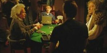 Stephen Hawking Star Trek TNG Descent S06E26