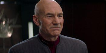 Capitão Picard de volta