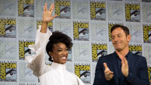 Discovery na San Diego ComicCon 2017