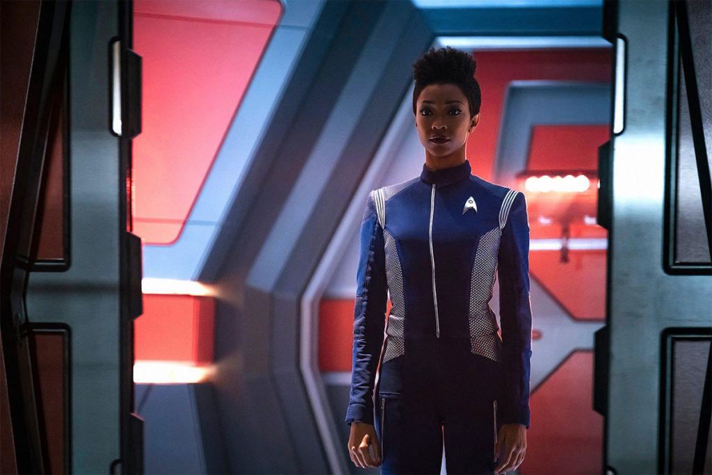 Star Trek Discovery Segunda temporada: Burnham na Enterprise