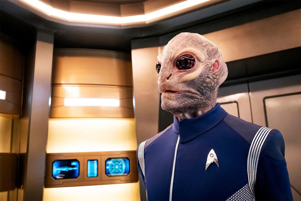 Star Trek Discovery Segunda temporada: Sauriano Linus