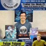 Trekker Con 2018 - Século 23 Felipe Folgosi