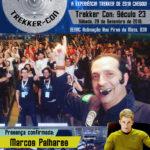Trekker Con 2018 - Século 23 Marcos Palhares