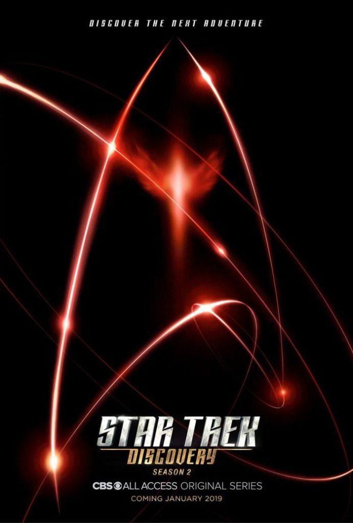 Star Trek Discovery Segunda Temporada- poster