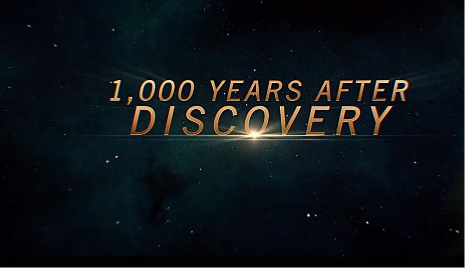 """Short Trekkers """"Calypso"""" - 1000 anos após Discovery"""