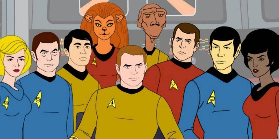 Nova série animada de Star Trek
