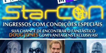 Black Friday to Cyber Monday da StarCon da NovaFrota
