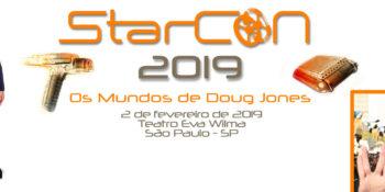 StarCon 2019 Os Mundos De Doug Jones