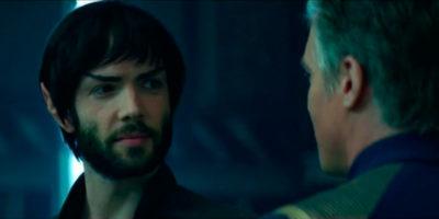 Novo trailer segunda temporada Star Trek Discovery. Pike fala com-Spock