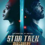 Star Trek: Discovery. Burnham e Spock