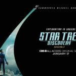 Star Trek Discovery Segunda Temporada Poster Burnham