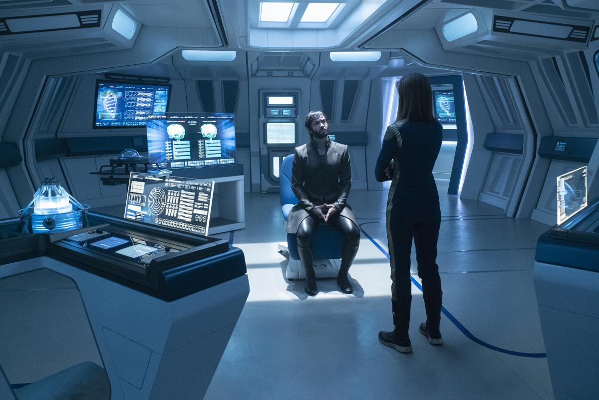 Project Daedalus: Spock e Cornwell
