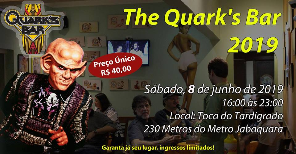 The Quarks Bar 2019