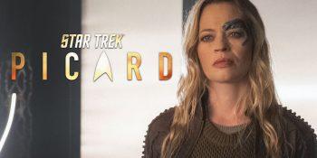 Star Trek Picard - Stardust City Rag - Sete de Nove