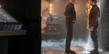 """""""The Impossible Box"""" - PIC S01E06 - Picard e Hugh"""
