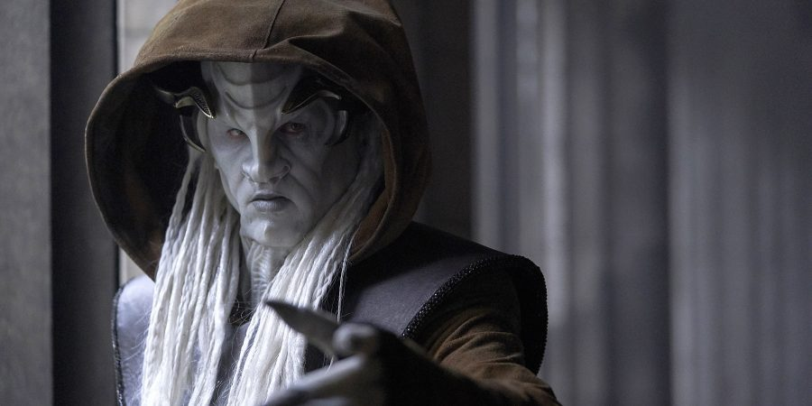 """Star Trek: Discovery - Kenneth Mitchell - """"Through the Valley of Shadows"""" - DIS S02E12"""