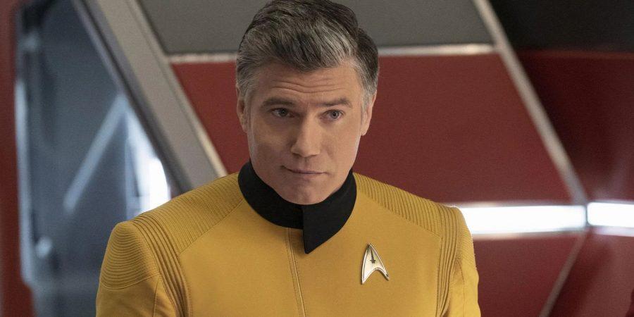 Nova Série do Capitão Pike - Star Trek: Strange New Words